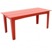 Garden table - rectangular
